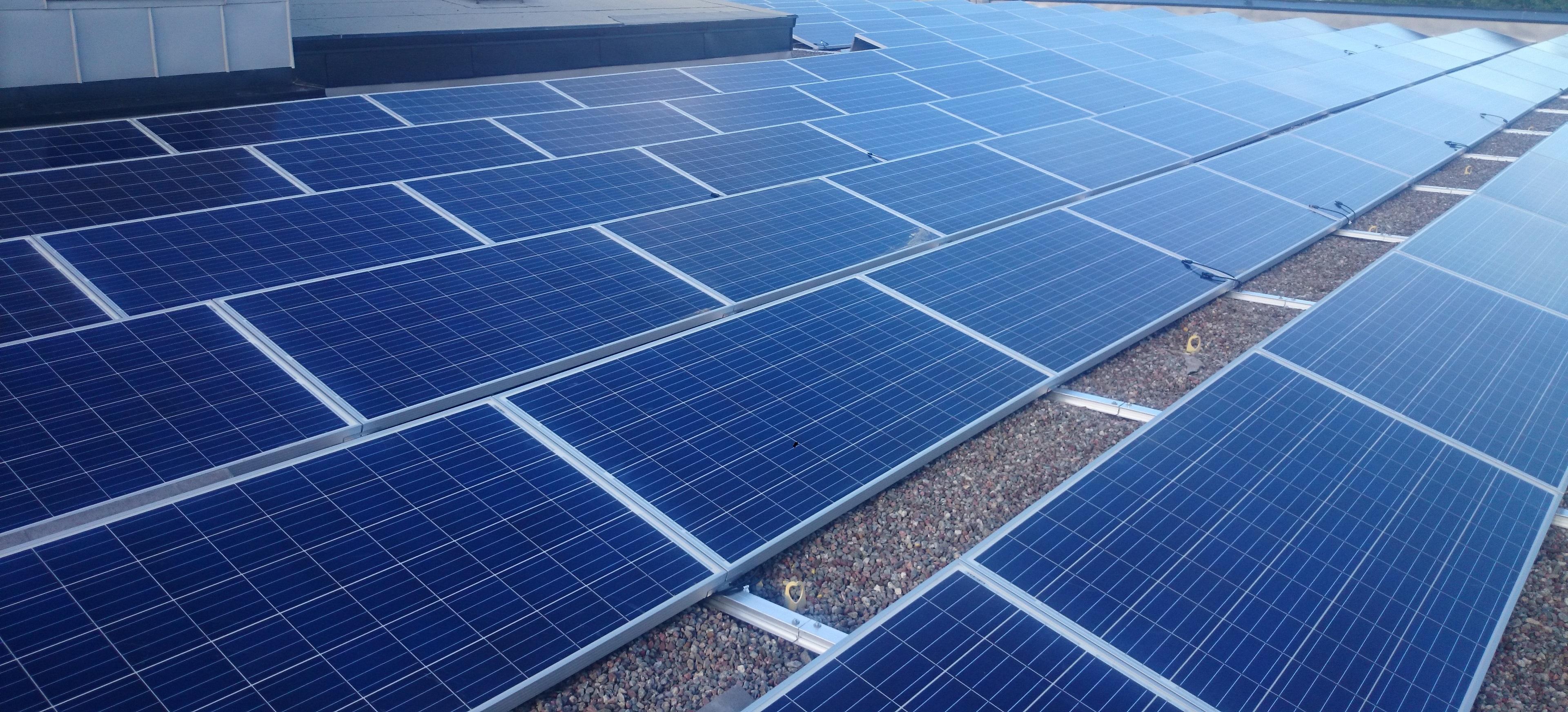 solkraft i city