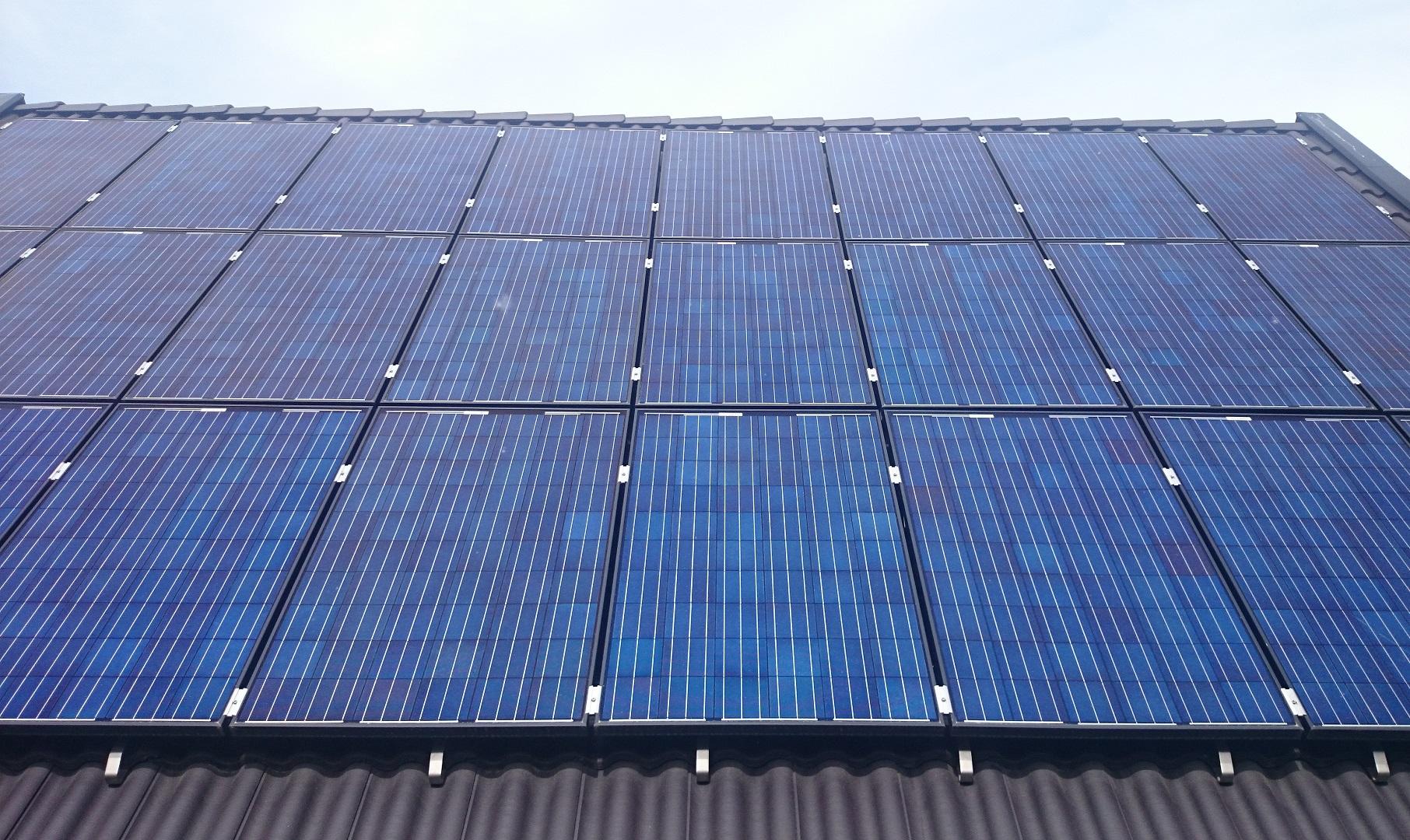 Solceller tak Solarscandinavia 21