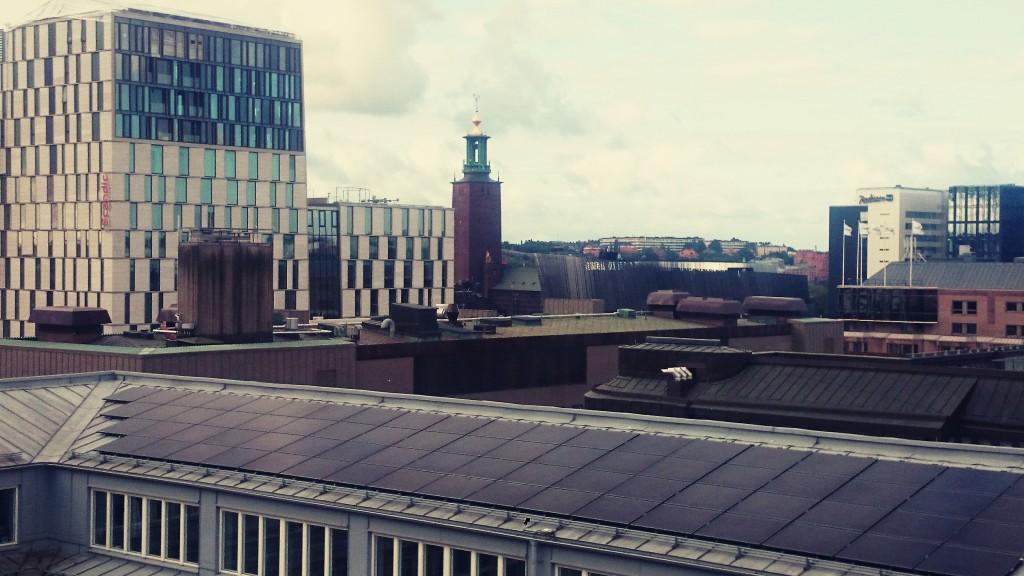 SOLPANELER STOCKHOLM